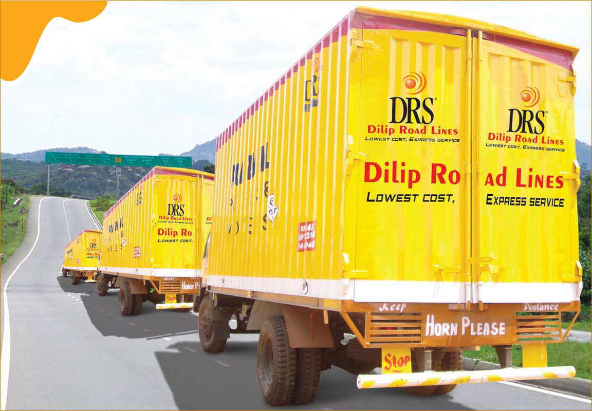 DRS DILIP ROADLINES LTD